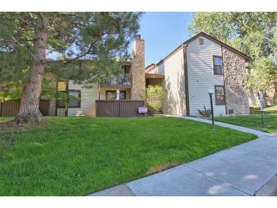 Arvada Condo/Townhouse Under Contract: 7780 West 87th Drive #B