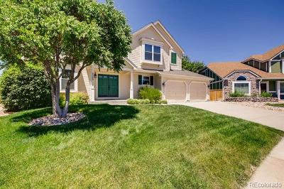 Highlands Ranch Single Family Home Active: 8869 Chestnut Hill Way