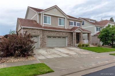 Commerce City Single Family Home Active: 11846 Helena Street