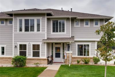 Highlands Ranch Condo/Townhouse Under Contract: 10299 Sedge Grass Way