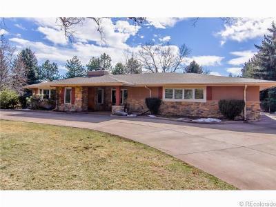 Single Family Home Sold: 4700 Prospect Street