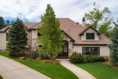 Greenwood Village CO Single Family Home Active: $1,225,000