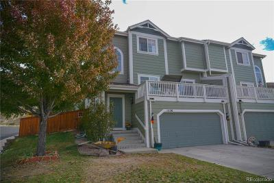 Castle Rock Condo/Townhouse Active: 1550 Willow Oak Road