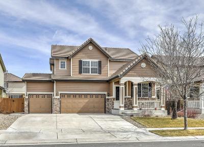 Adams County Single Family Home Active: 11728 Idalia Street