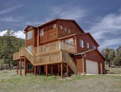 Lyons Single Family Home Active: 241 Choctaw Road