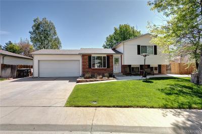 Thornton Single Family Home Active: 11512 Birch Street