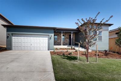 Firestone Single Family Home Active: 4579 Colorado River Drive