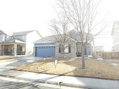 Commerce City Single Family Home Active: 14828 East 116th Place