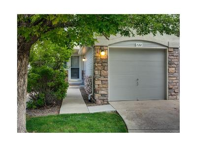 Lafayette Condo/Townhouse Under Contract: 720 Gateway Circle