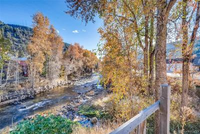 Clear Creek County Residential Lots & Land Under Contract: 1858 Colorado Boulevard