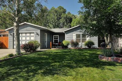 Salida Single Family Home Under Contract: 929 West 3rd Street