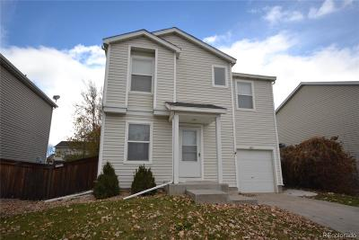 Brighton Single Family Home Under Contract: 1413 Swan Avenue