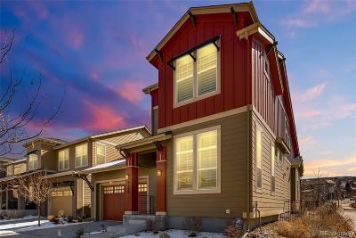 Lone Tree Single Family Home Under Contract: 9199 Prairie Sky Lane