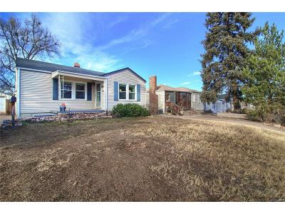 Englewood Single Family Home Under Contract: 3839 South Grant Street