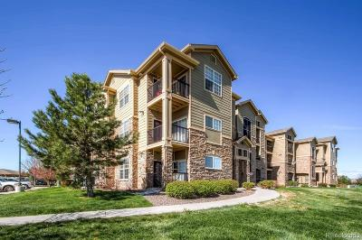 Parker Condo/Townhouse Under Contract: 17443 Nature Walk Trail #208