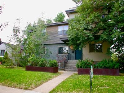 Denver Single Family Home Under Contract: 4610 West Moncrieff Place