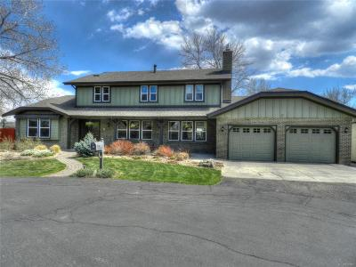 Arvada Single Family Home Active: 14082 West 59th Avenue