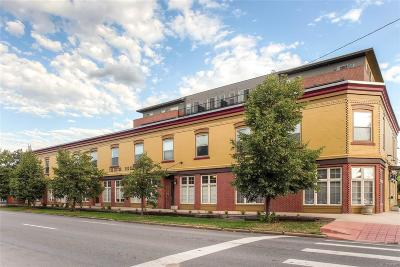 Denver Condo/Townhouse Active: 800 East 18th Avenue #203