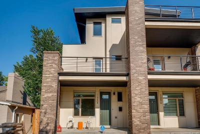 Denver Condo/Townhouse Under Contract: 1358 Perry Street