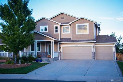 Parker Single Family Home Under Contract: 12622 Prince Creek Drive