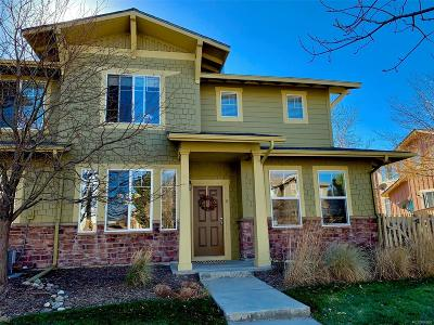 Commerce City Condo/Townhouse Under Contract: 17942 East 104th Place #C