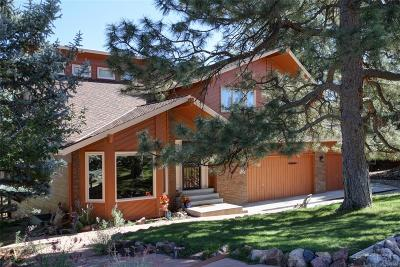 Parker Single Family Home Active: 8927 Thunderbird Road
