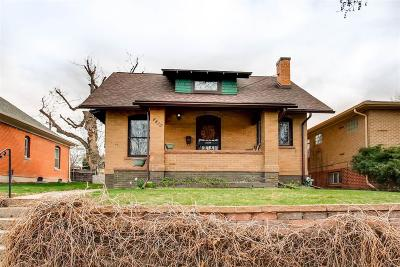Denver Single Family Home Active: 4816 West 34th Avenue