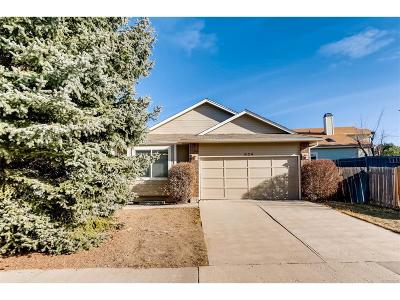 Castle Rock Single Family Home Active: 624 Howe Street