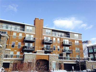 Golden Condo/Townhouse Under Contract: 620 11th Street #205