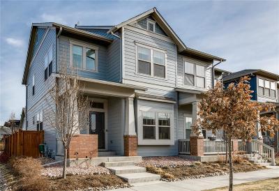Denver Condo/Townhouse Active: 5454 Uinta Street