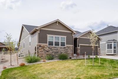 Castle Rock Single Family Home Active: 5905 Golden Field Lane