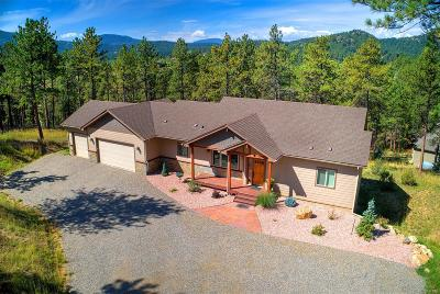 Single Family Home Under Contract: 6650 Valley Circle