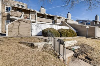 Denver Condo/Townhouse Active: 7905 East Colorado Avenue #5
