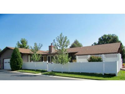 Broomfield Single Family Home Under Contract: 33 South Scott Drive