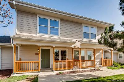 Lakewood Condo/Townhouse Active: 1467 South Pierce Street