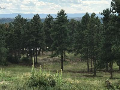 Franktown CO Residential Lots & Land Active: $319,900