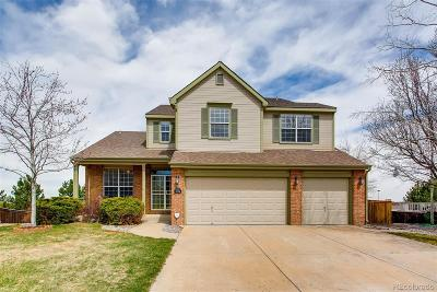 Parker Single Family Home Active: 9776 Malachite Court