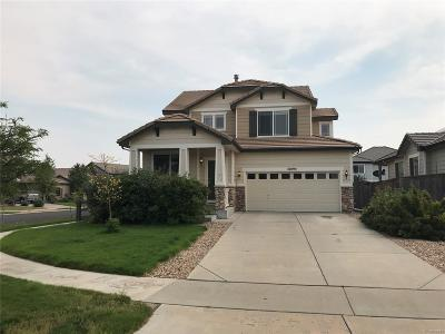 Commerce City Single Family Home Under Contract: 16094 East 107th Place