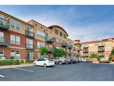 Lone Tree Condo/Townhouse Under Contract: 10176 Park Meadows Drive #2113