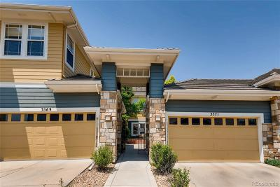 Broomfield Condo/Townhouse Active: 3571 Molly Circle