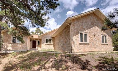 Elbert County Single Family Home Active: 12900 Murphy Roads