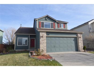 Meadows, The Meadows Single Family Home Under Contract: 3249 Blue Grass Court