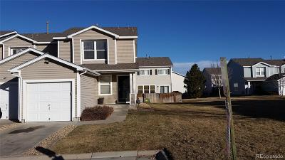 Englewood Condo/Townhouse Active: 7866 South Kalispell Circle