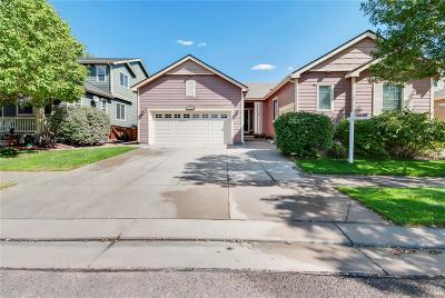 Commerce City Single Family Home Active: 12256 Kalispell Street