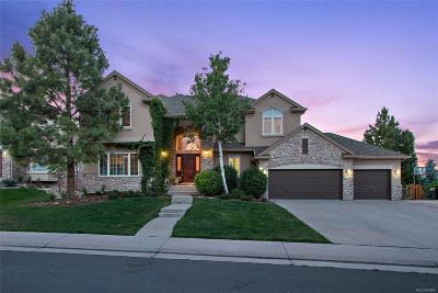 Highlands Ranch Single Family Home Active: 1648 Meyerwood Circle