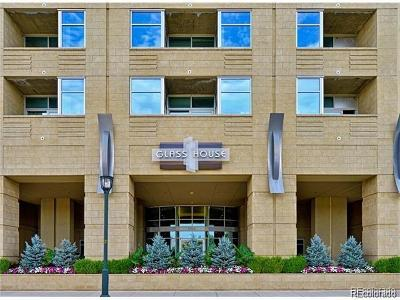 Denver Condo/Townhouse Active: 1700 Bassett Street #716