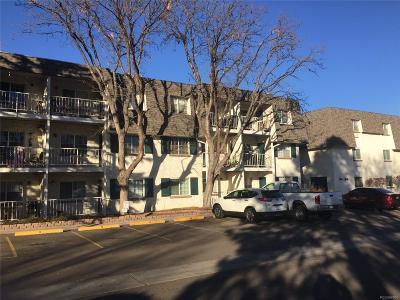 Denver Condo/Townhouse Active: 2225 South Jasmine Street #113