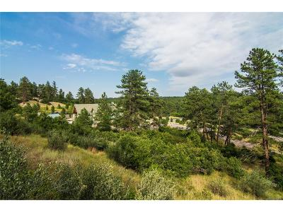 Castle Pines Village, Castle Pines Villages Residential Lots & Land Under Contract: Lot 2 Happy Canyon Road