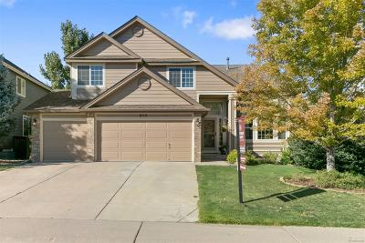 Highlands Ranch Single Family Home Under Contract: 829 Sparrow Hawk Drive