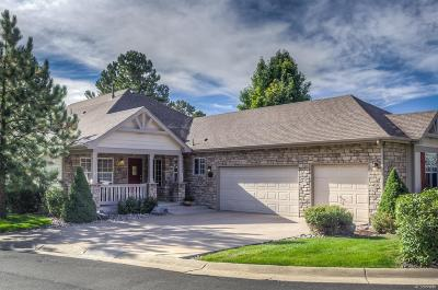 Castle Pines Single Family Home Active: 1405 Castlepoint Circle